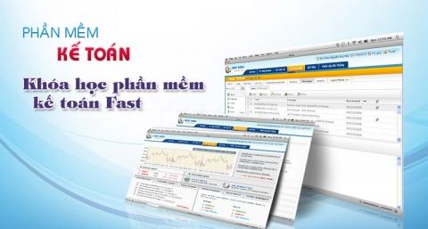 Cung cấp phần mềm kế toán Fast Accouting